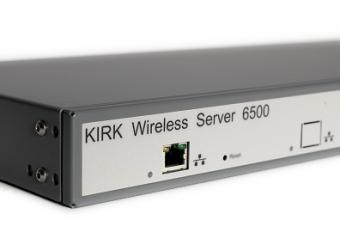 kirk wireless server 6500